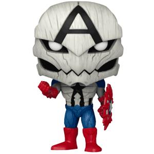 Marvel-Venom-Poison-Capitan-America-Exclusivo-Funko-Pop-Ecuador