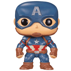 Marvel-Capitan-America-Die-Cast-Funkon-Funko-Pop-Ecuador